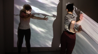 BodyCompass Dance Project dancing with the video of Lisi Prada